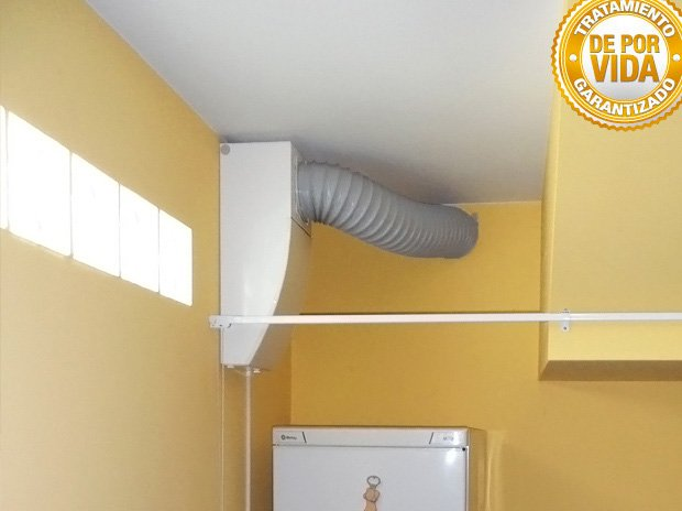 Prohucon tratamiento soluci n y eliminaci n definitiva - Problemas de condensacion ...